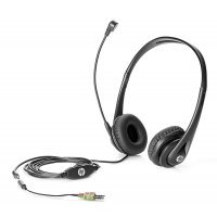 Mikrofonlu qarnitura HP Business Headset v2 / Black (T4E61AA)