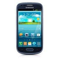 Смартфон Samsung Galaxy S 3 mini VE GT-I8200 blue