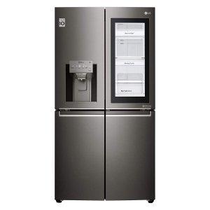 Холодильник LG GR-X39FTKHL (Silver)