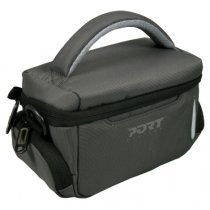 Kamera üçün çanta Port Designs MARBELLA Camcorder Grey (140333)-bakida-almaq-qiymet-baku-kupit