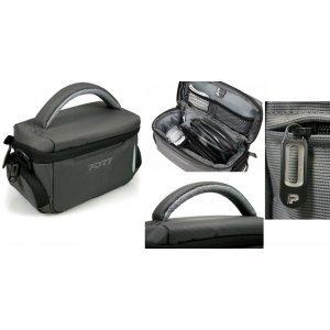 Сумка для фотоаппарата Port Designs MARBELLA Camcorder Grey (140333)