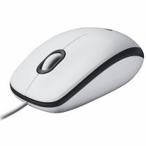 Simli siçan Logitech Mouse M100 White-bakida-almaq-qiymet-baku-kupit