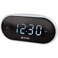 Электронные часы VITEK VT-6602 W