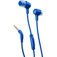 Наушники JBL In-ear headphones E15 Blue