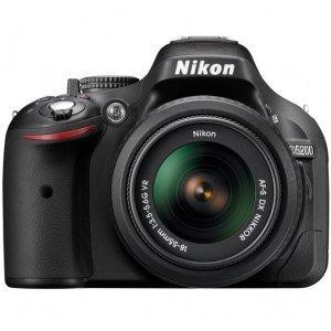 Fotokamera NIKON-D5200-18-55