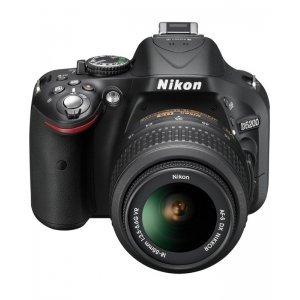 Фотоаппарат NIKON-D5200-18-55