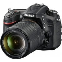 Фотоаппарат NIKON-D7200-18-140