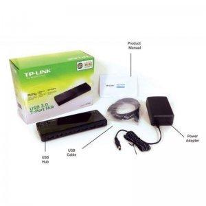 TP-LINK UH700 USB 3,0  7-PORT HUB (UH700)