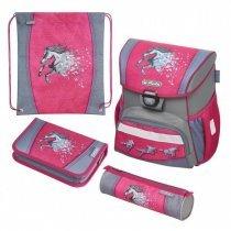 Рюкзак Herlitz Power Horse с 4 предметами 50020508-bakida-almaq-qiymet-baku-kupit