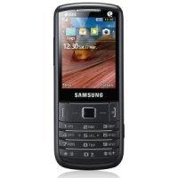 Мобильный телефон Samsung C3782 Duos (black)