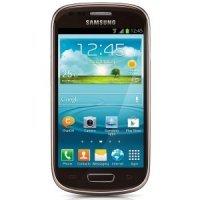 Смартфон Samsung GALAXY S 3 mini - I8190 (brown)
