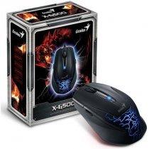 Simsiz siçan Genius X-G500, 6B, USB, Blue (31010163101)-bakida-almaq-qiymet-baku-kupit