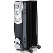 Масляный радиатор Polaris PRE V 0715 bl (Black)-bakida-almaq-qiymet-baku-kupit