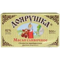 Масло сливочное Доярушка 500 гр