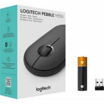 Mouse LOGITECH Pebble M350 Wireless Mouse (910-005717)-bakida-almaq-qiymet-baku-kupit