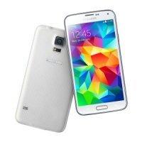 Мобильный телефон Samsung Galaxy S5 Dual Sim SM-G900 16GB white