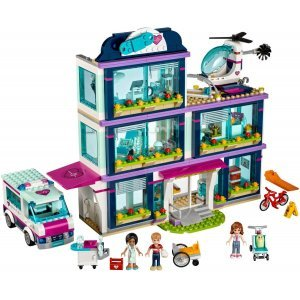 Konstruktor Lego Heartlake Hospital (41318)