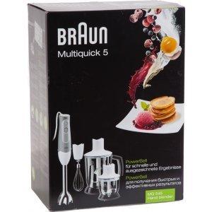 Погружной блендер Braun MQ545