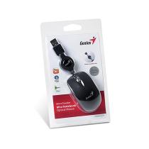 Simsiz siçan Genius MICRO TRAVELER,USB,Black (31010100101)-bakida-almaq-qiymet-baku-kupit