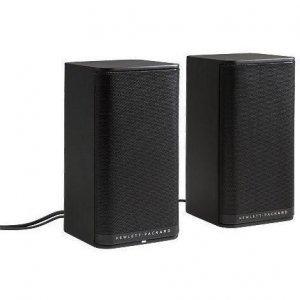 Компьютерные колонки HP 2.0 Black S5000 Speaker System (K7S75AA)