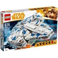 КОНСТРУКТОР LEGO Star Wars TM Сокол Тысячелетия на Дуге Кесселя (75212)