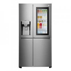 Холодильник LG GR-X257CSAV (Silver)