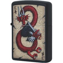Зажигалка Zippo Dragon Ace-bakida-almaq-qiymet-baku-kupit