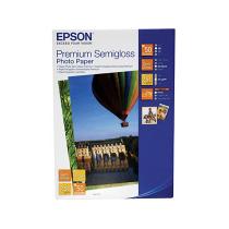 Бумага Epson Premium Semigloss Photo Paper (10x15) 50 sheets (C13S041765)-bakida-almaq-qiymet-baku-kupit