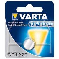 Батарейки VARTA CR1220