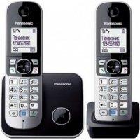 Домашний телефон Panasonic KX-TG6812CAB