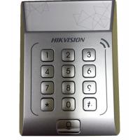 Терминал доступа Hikvision с встроенным считывателем EM-Marine карт (DS-K1T802E)