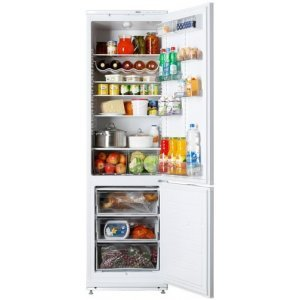 Холодильник Atlant 6026-080 (Silver)