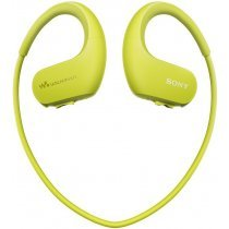 Pleyer-qulaqcıq Sony NW-WS413 Lime green