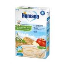 Молочная каша Humana Гречневая с яблоком, 200 г-bakida-almaq-qiymet-baku-kupit