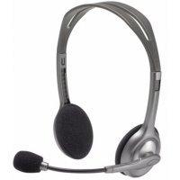 Гарнитура с микрофоном Logitech Stereo Headset H110