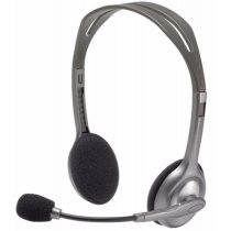Mikrofonlu qarnitura Logitech Stereo Headset H110-bakida-almaq-qiymet-baku-kupit