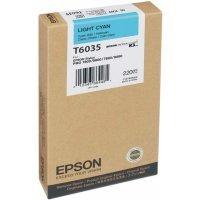 Картридж Epson I/C SP-7880/9880 220ml Light Cyan (C13T603500)