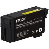 Картридж Epson UltraChrome XD2 Yellow T40D440(50ml) (C13T40D440)