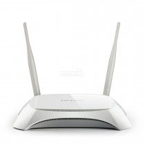 Роутор TP -LINK 3G/4G WIRELESS N (TL-MR3420)-bakida-almaq-qiymet-baku-kupit