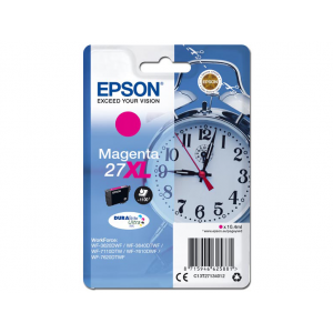 Картридж Epson 27XL DURABrite Ultra Ink for WF7110/7610/7620 new Magenta (C13T27134022)