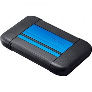 Внешний HDD Apacer 1 TB USB 3.1 Portable Hard Drive AC633 / Blue (AP1TBAC633U-1)