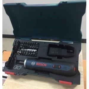 İki vasitənin bir dəsti Bosch Go Kit Cordless Screw Driver (06019H2021)