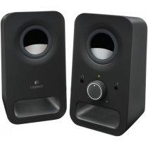 Компьютерные колонки LOGITECH Audio System 2.0 Z150 / Black (980-000814)-bakida-almaq-qiymet-baku-kupit