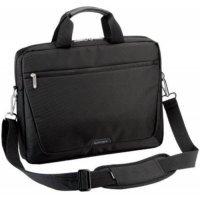 Сумка для ноутбуков SUMDEX Briefcase bag 17 Black (PON-117BK)