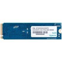 Daxil Apacer AS2280P4 480 GB SSD NVMe M.2 PCIe Gen3 x4 TLC (AP480GAS2280P4-1)