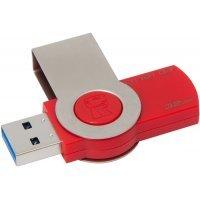 флеш память usb 32 GB USB 3.0 Data Traveler 101 G3 (Red)  (DT101G3/32GB)