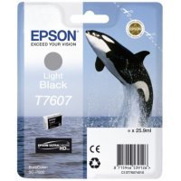 Картридж Epson T760 SC-P600 Light Black (C13T76074010)