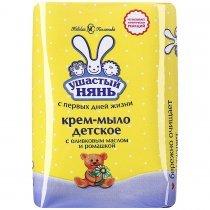 Крем-мыло Ушастый нянь с оливковым маслом и ромашкой, 90г-bakida-almaq-qiymet-baku-kupit