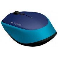Simsiz siçan Logitech Wireless Mouse M335 Blue