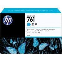 Струйный картридж HP № 761 CM994A (Голубой)